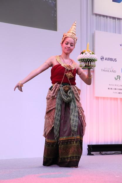 タイ民族舞踊1