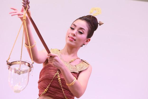タイ民族舞踊2