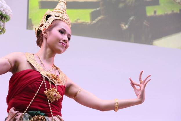 タイ民族舞踊4