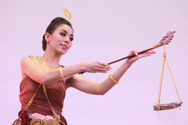 タイ民族舞踊5
