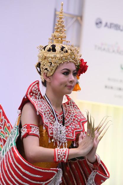 タイ民族舞踊7