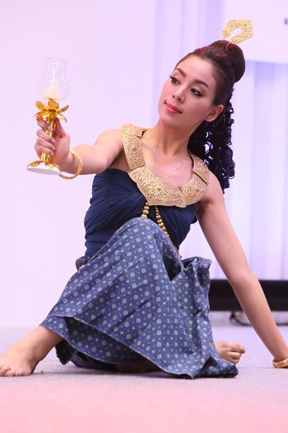 タイ民族舞踊8
