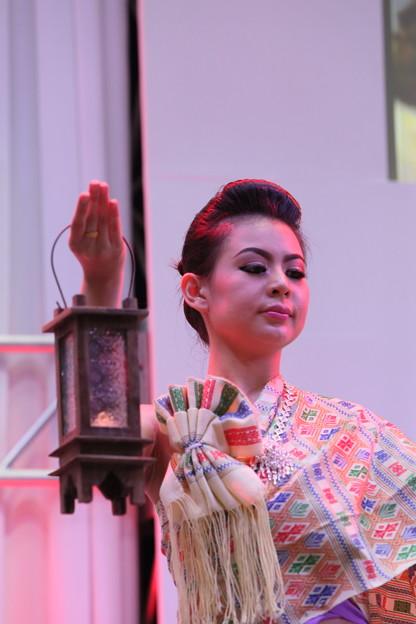 タイ民族舞踊9