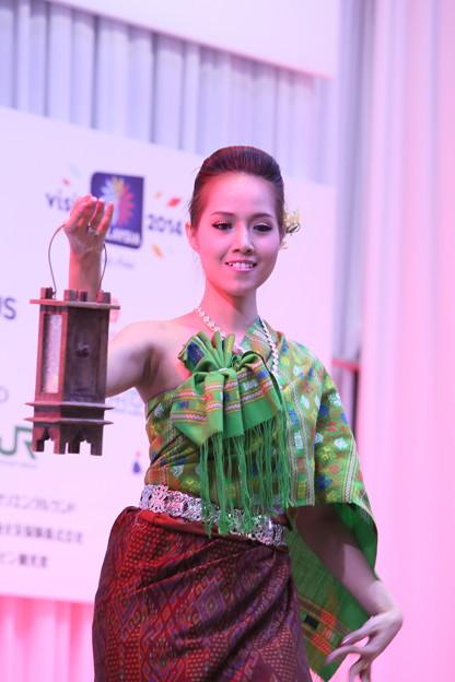 タイ民族舞踊10