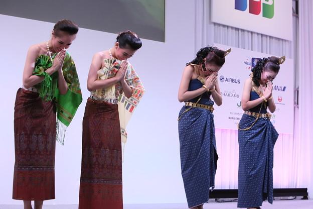 タイ民族舞踊11