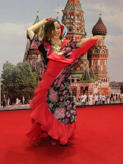 ロシアの民族舞踊1