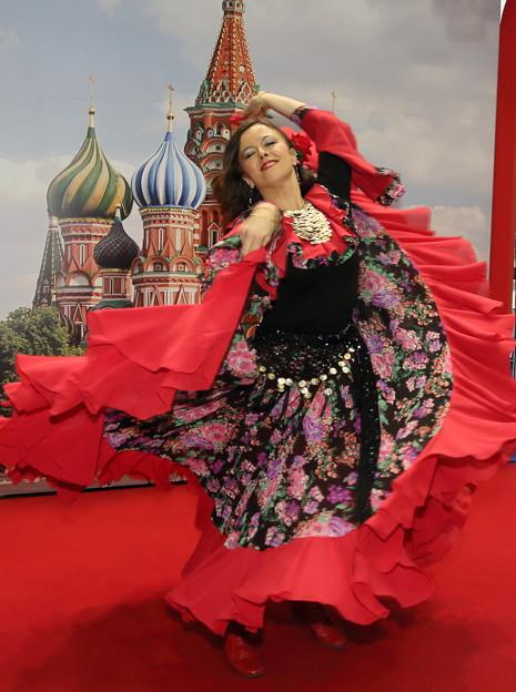 ロシアの民族舞踊2