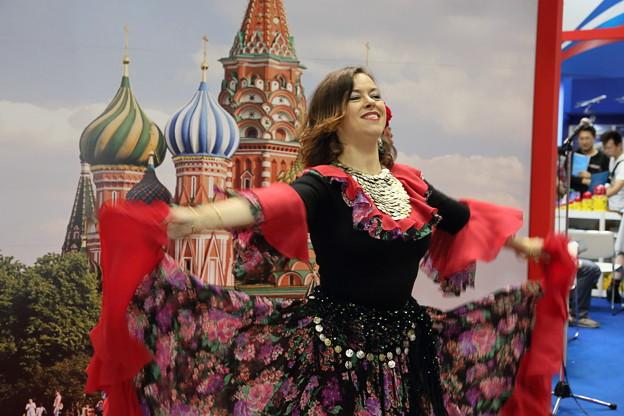 ロシアの民族舞踊3