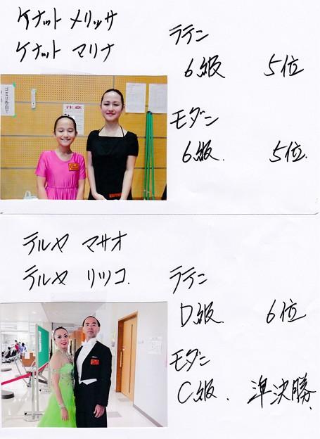 写真: JDSF result (1)