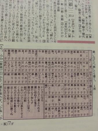 「子」や「児」が下につく成句・ことわざ via 現代国語例解辞典第四版