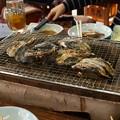 Photos: 牡蠣焼き