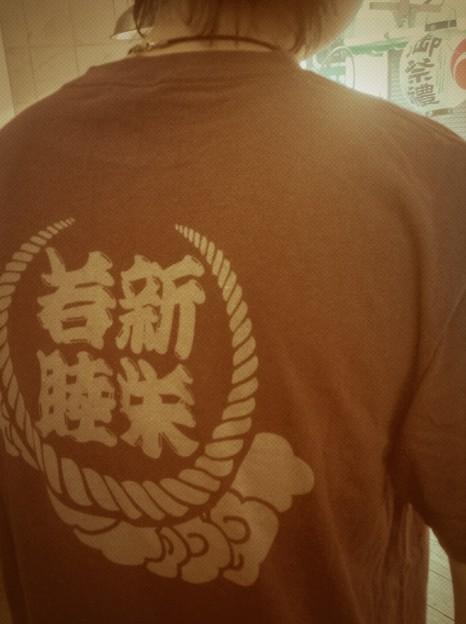 新栄のシャツ