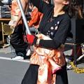 Photos: 2014-01-19 ニコン 二宮よさこい 菜の花富士山 507