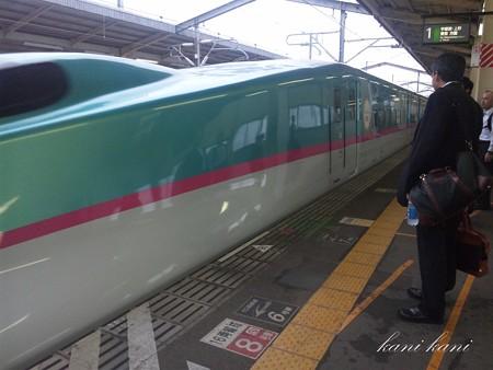 新幹線 なすの