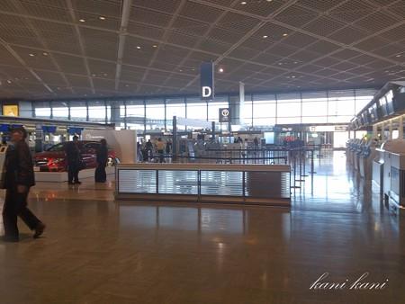 成田空港 南ウィング