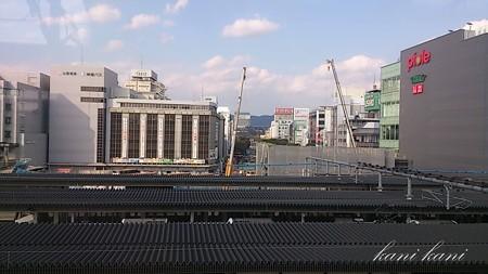 中央に姫路城