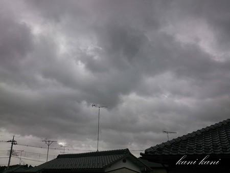 2013年9月16日 台風18号