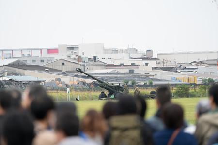 17年10月15日101114_155mmりゅう弾砲