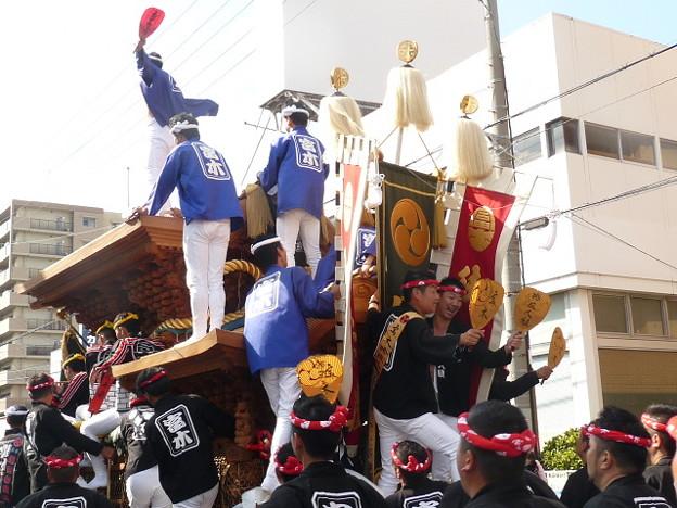 だんじり祭り15