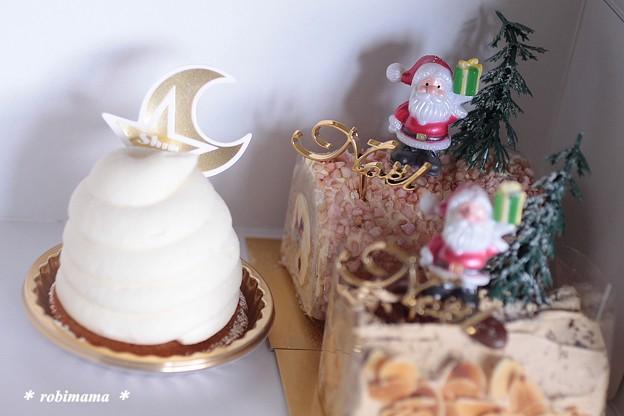 2012 Christmas Cake