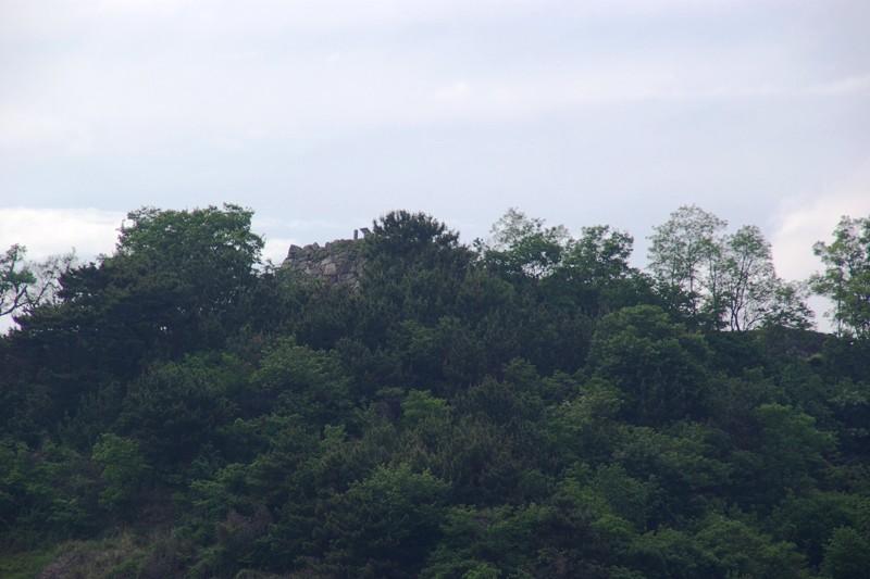 安骨浦倭城遠景