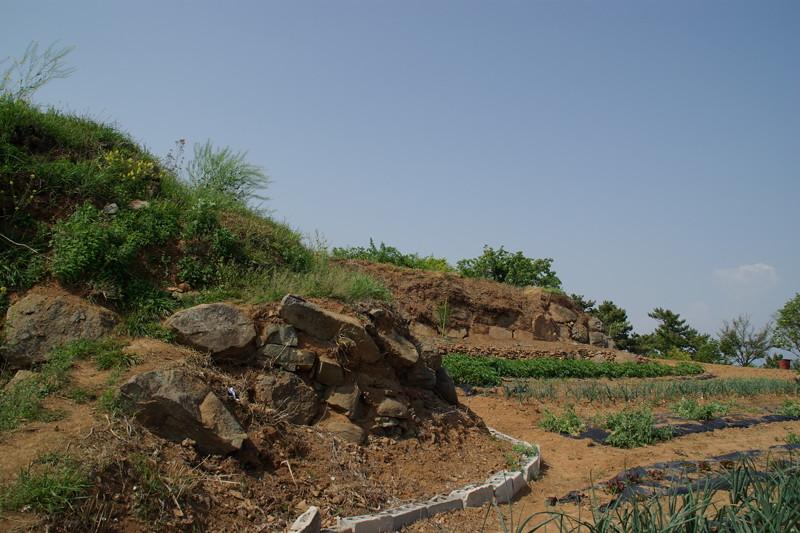南海倭城石垣3