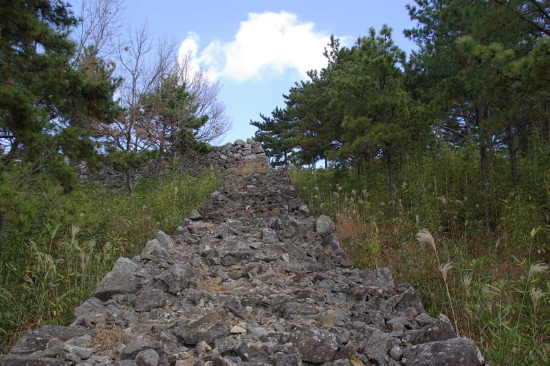 登り石垣2