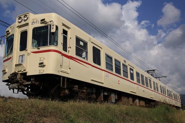一畑電鉄2100系