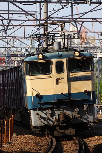 EF65-1000原色けん引貨物