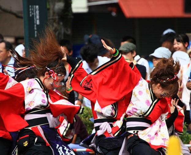 岡山市 「うらじゃ」踊り、桃太郎祭り ☆