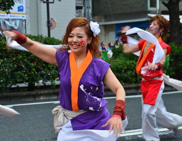 Okayama Momotarou festival 2013 Urajya