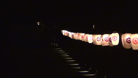 出雲大社 前夜祭 松の参道 20130513