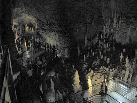 沖縄 玉泉洞1 神秘の入口