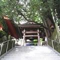 写真: 大分 高塚地蔵尊04 鐘堂