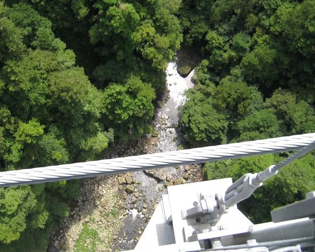 九重 夢大吊橋08 高さ173m