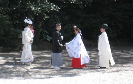 熱田神宮08 結婚式2