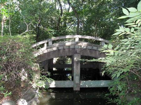 熱田神宮25 名古屋最古の石橋二十五丁橋