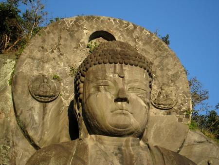 鋸山日本寺 大仏3