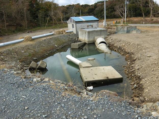 室戸島311津波2年後:奥松島室戸島 大浜3