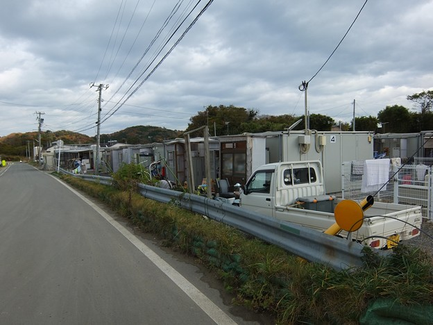 室戸島311津波2年後:奥松島室戸島 月浜3