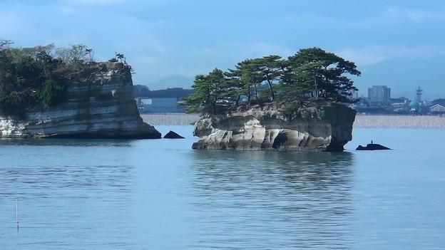 写真: 松島湾遊覧 島巡り6