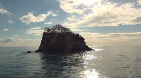 松島湾遊覧 島巡り15