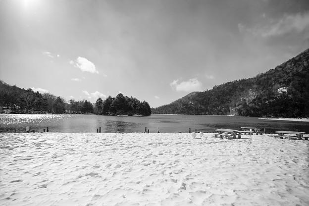 湯の湖 01