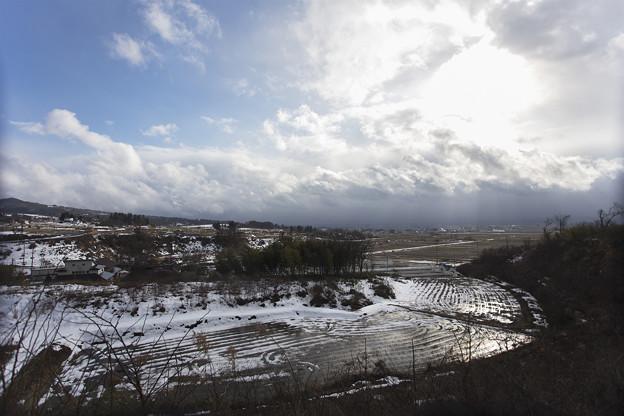 会津盆地遠望 01