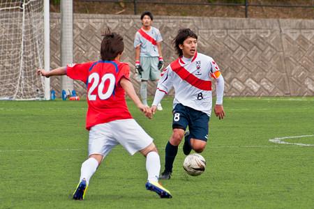 2012東海リーグ第4節 刈谷4-0中京大学FC-48