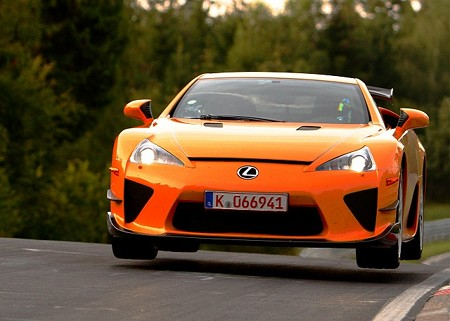 LFA Nürburgring Package (1)