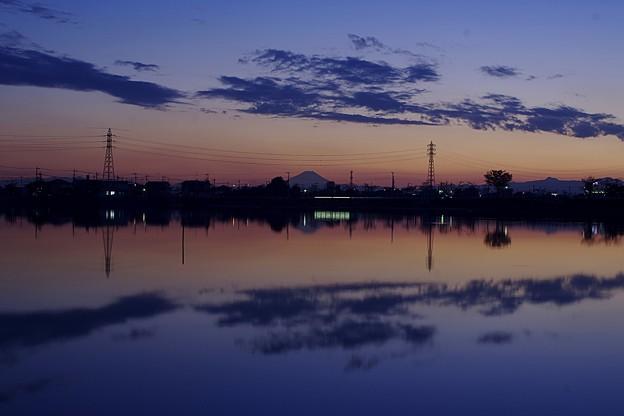 Photos: 富士を眺めて II