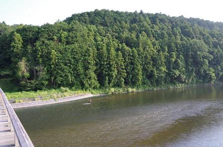 蓬莱橋からの風景 (2)