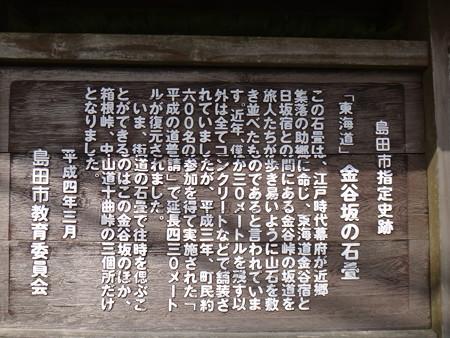 東海道石畳坂 (3)