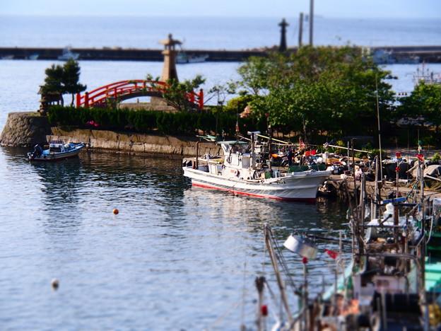 美保関漁港2
